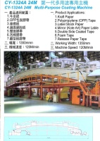Cens.com Multi-Purpose Coating Machine CHUN YUEH MACHINE INDUSTRY CO., LTD.