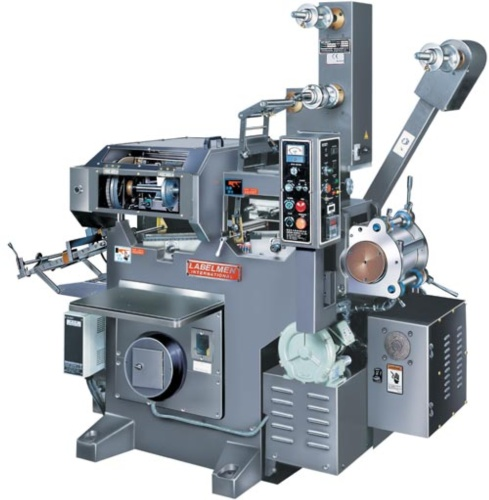 Automatic Label Printing Press High Speed, Multi-Color
