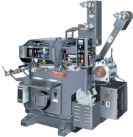 Automatic Label Printing Press High Speed, Multi-Color, Hot-Stamping, Laminating