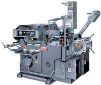 Automatic Oblique March Multi-color, Hot-stamping, Die-cutting Versatility Label Printing Press