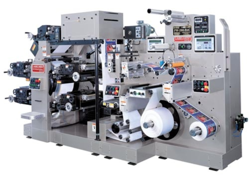 4-Color Full Rotary Press
