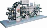 High-Speed Self-Adhesive Label Printing Presses