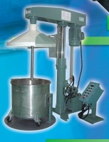 Single-Shaft Mixer