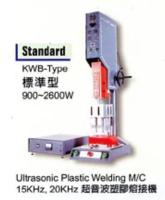 Ultrasonic Plastic Welding M/C