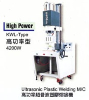 Ultrasonic Plastic Welding M/C