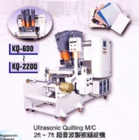 Ultrasonic Quilting M/C