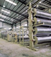 WATER-JET FABRIC EQUIPMENT