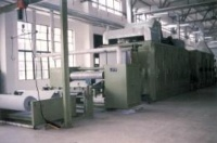 SYNTHETIC LEATHER MAKING EQUIPMENT