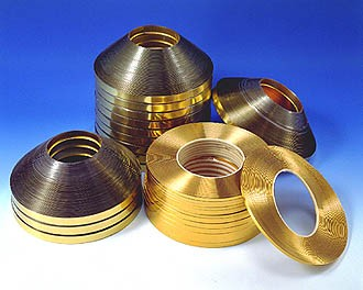 Gold Embossed Parts