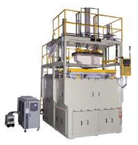 Single-Station Vacuum Forming Machine