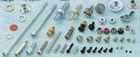 Small stainless steel screws