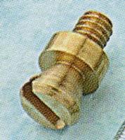 Brass screws & nuts