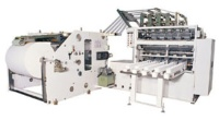Table Napkin Converting Machine (Fold system by vacuum)