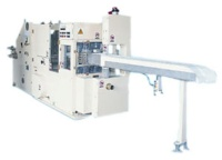 Table Napkin Converting Machine (Fold system by mechanical)