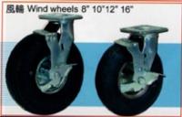 Wind wheels