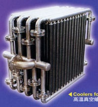高溫真空爐冷卻器