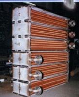 蒸气/空气热交换器(铜x白铁)