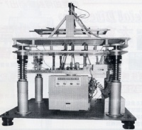 Auto upward Multi-Spindle Tapping Machine