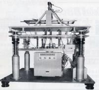 Auto upward Multi-Spindle Tapping Machine