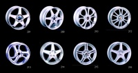 Cens.com Aluminum Alloy Wheels 民享工業股份有限公司