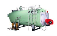 烟管式蒸汽锅炉