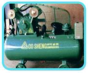 A系列 氣冷活塞空氣壓縮機 (傳統式)