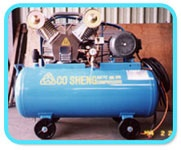 OA series oilless air compressors