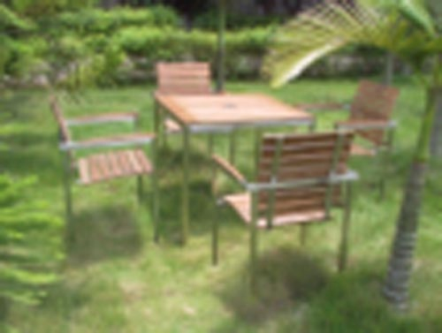 戶外餐桌椅組