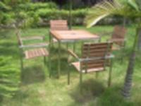 户外餐桌椅组