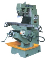 Conventional Milling Machine