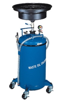 升降式貯油桶