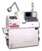 主轴移动式CNC电脑自动车床