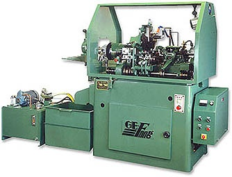 HIGH PRECISION AUTOMATIC LATHE
