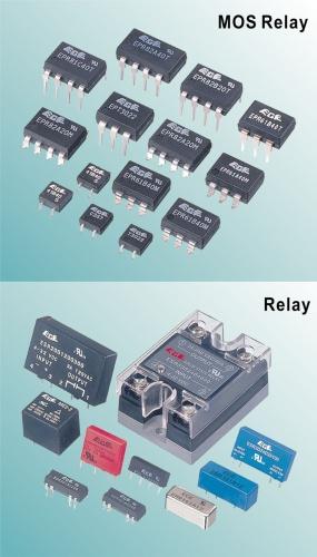 光电继电器+磁簧继电器
