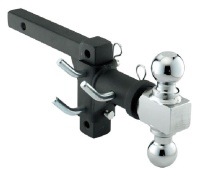 ADJUSTABLE DUAL-BALL MOUNT
