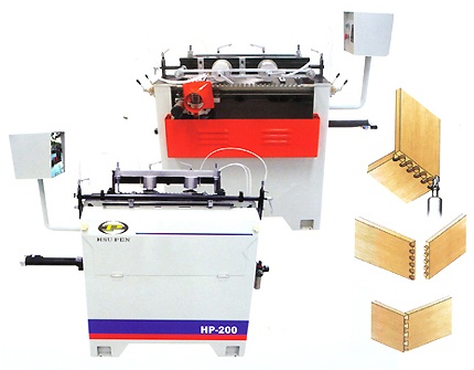 HIGH SPEED DOVETAILER