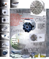 CNC Rotary Table, CNC Tilting Rotary Table, Tool Turret for CNC Lathe, NC Face Gear Indexer, DC/AC S