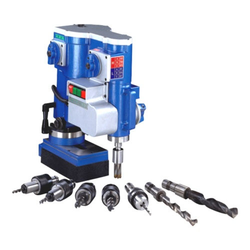 Magnetic Base Type - Drilling , Tapping & Reaming Compound Machines