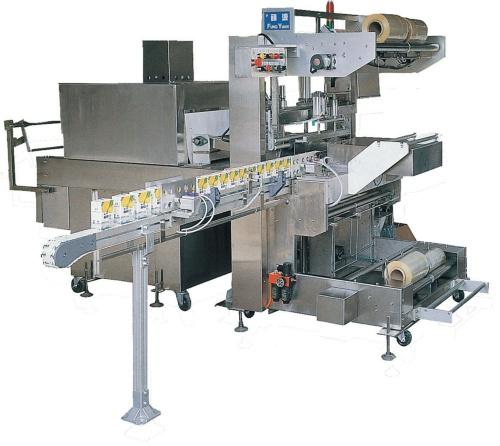 Auto L-type Packaging Machine