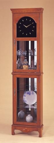 Corner Clock Curio