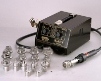 HOT AIR SMD REWORK STATION