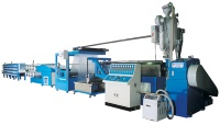 PP/HDPE High Speed Flat Yarn Extrusion Line