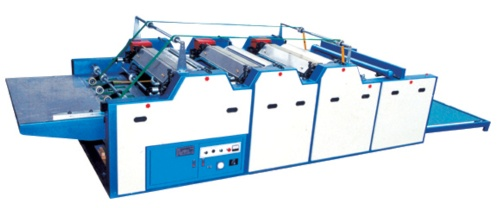 One Side Manual Feeding Type Printer for Woven Bags