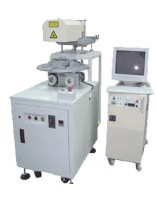 Laser marker for Auger