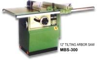 """MBS-300 12"""" Tilting Arbor Saw"""