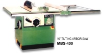 """MBS-400 16"""" Tilting Arbor Saw"""