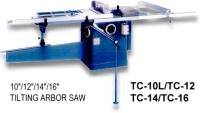 "TC-10 10"" Tilting Arbor Saw"