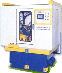 THE 6th -generation ball Valve cutting machine