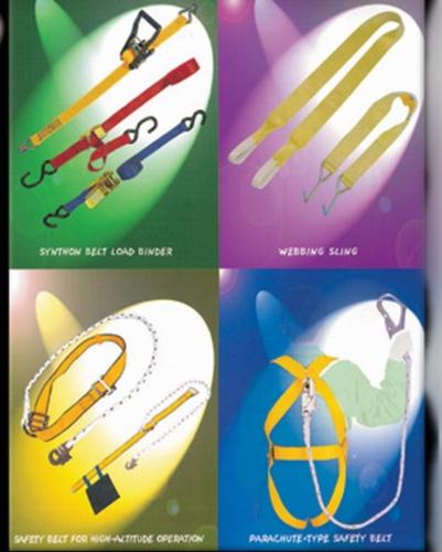 Tie-doens, Bungee cords, Handpullers