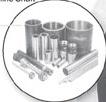 各种精密机械管,柱车制品